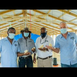 Nutramix Partners with Tamarind Farm Adult Correctional Centre Gets A Boost