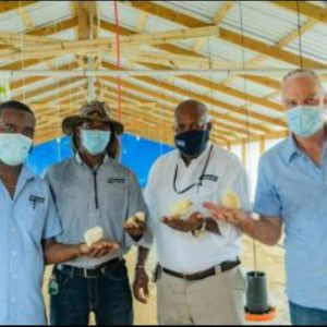 Tamarind Farm Adult Correctional Centre Gets A Boost – Newport Mills Ltd Partners With Ministry Of National Security To Provide Impetus